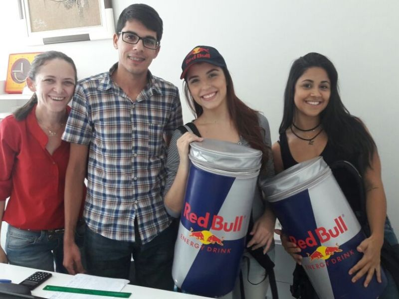 Ação de Marketing RedBull